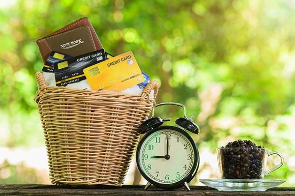 インパクトの振り込み対応時間と対応クレジットカード